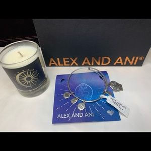 Alex & Ani Special Christmas SET; LIMITED EDITION